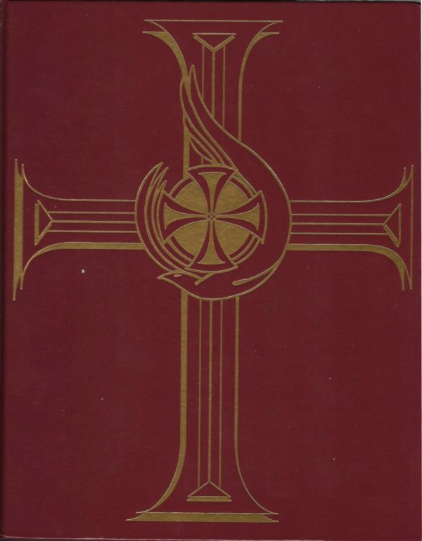 Revised Common Lectionary - Gospel Book