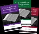 Lector's Guide Trio